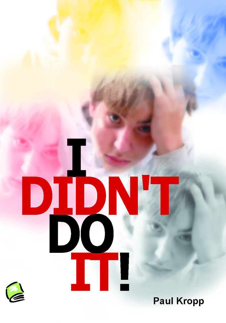 I Didn't Do It! Cover